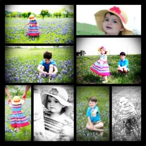 Marberry CHILDREN collage